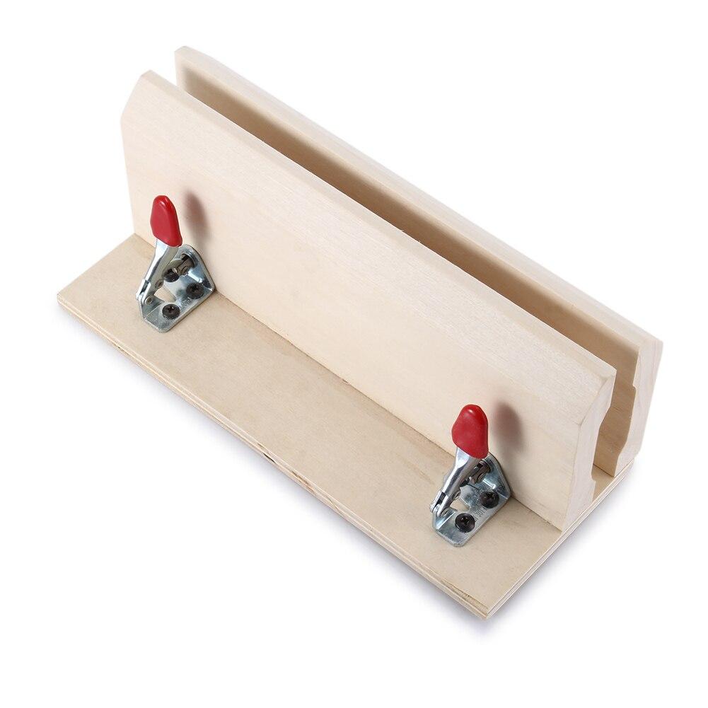Horizontal Hand-stitched Wooden Leather Craft Clamp DIY Hand-sewn Belt Wooden Leather Craft Clip CLH@8 craft джемпер мужской craft pace jersey