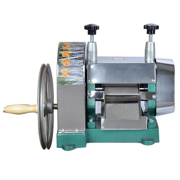 Espremedor manual do gengibre da mão do juicer da cana de açúcar, máquina manual da cana de açúcar - 2