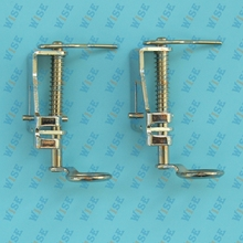 Low Shank Free Motion Quilting Darning Metal Foot Brother  #SA129 (2PCS)