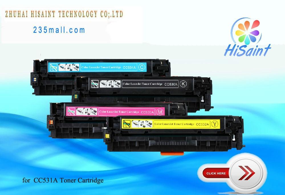 For Hp 530 531 532 533 Toner Cartridge Color Laserjet