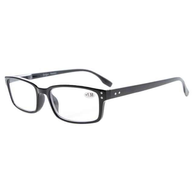 6d7efd4d7881 R097 Eyekepper Readers Classical Rectangular Spring-Hinges Quality Reading  Glasses +0.50---+4.00