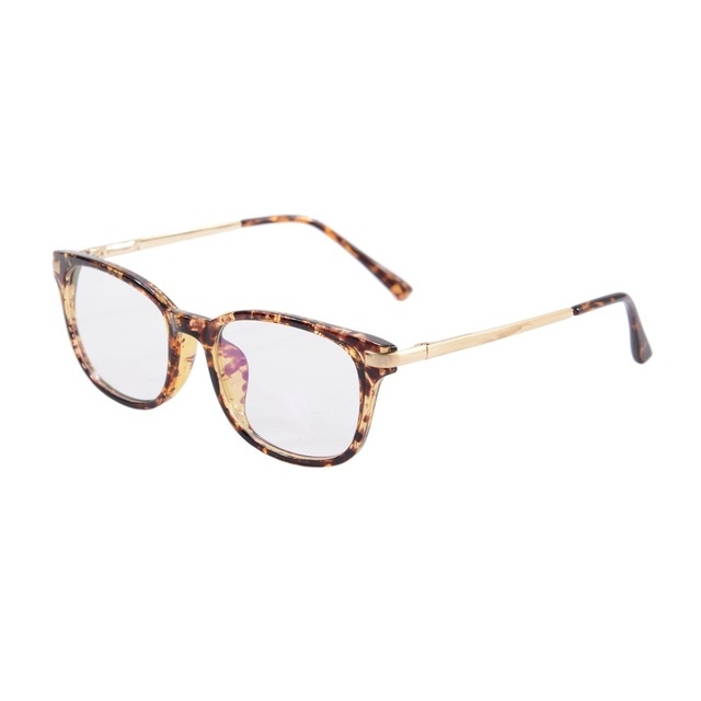 Anti Ratiation Computer Glasses with Anti Blue Lenses PC Frame Eyewear Unisex Classic Design UV Grow Light Glasses SH016