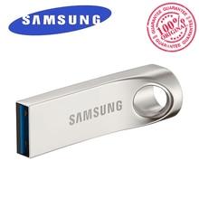Samsung USB Flash Drive бар USB3.0 Stick 16 ГБ 32 ГБ 64 ГБ 128 ГБ 130 МБ/с. флэш-диск мини накопитель U диска для ПК ноутбук