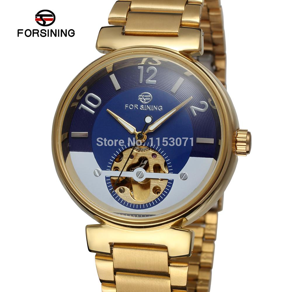 FSG8070M4G3  new luxury Men's  Automatic self-wind dress fashion  skeleton watch with gift box  free shipping best price k colouring women ladies automatic self wind watch hollow skeleton mechanical wristwatch for gift box