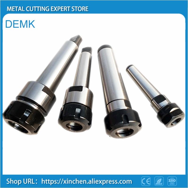 Drilling Collet Tool Holder Chuck Milling Boring Bar Taper Turning MT2 ER16 M10