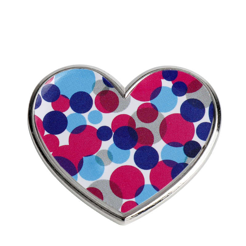 Dongsheng Warna Enamel Pin Lencana Untuk Pakaian Colorful Kartun Bros Ibu Jantung Cinta Hadiah Ulang Tahun-40