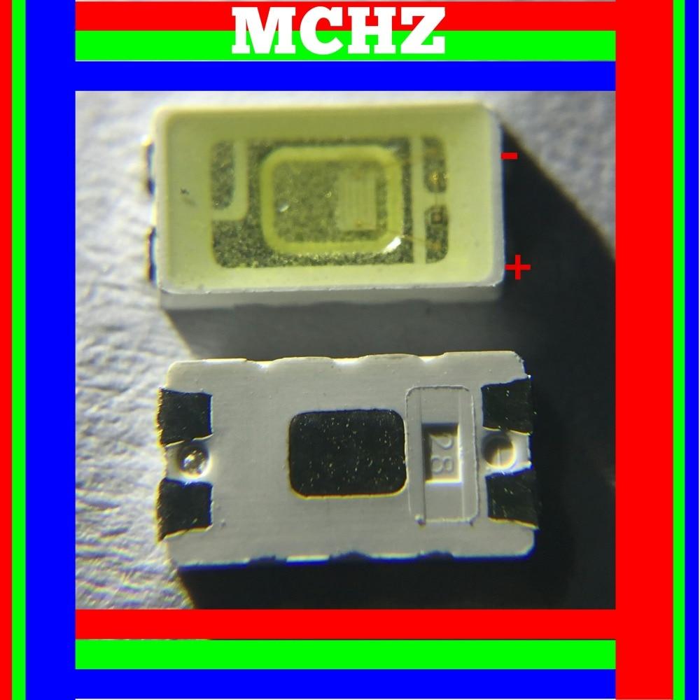 200pcs 5630 TV Backlight LED Backlight 0.5W 3v 5630 FOR Replace SAMSUNG Cool White LCD Backlight For TV TV Application
