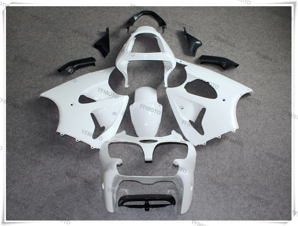 abs plastic for kawasaki zx6r fairings 2007 2008 zx 636 07 08 colorful bodywork fairing kits 7 gift bh28 Motorcycle ABS Unpainted White Fairings BodyWork Kit For KAWASAKI ZX-6R ZX6R 636 2000-2002 ZZR600 ZZR 600 2005-2008 +4 Gift