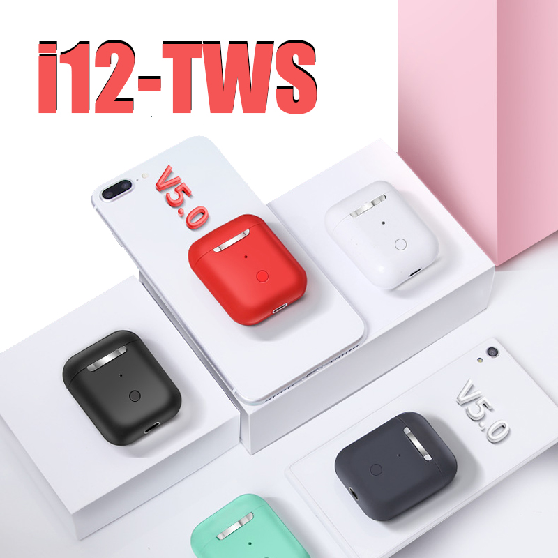 i12 <font><b>tws</b></font> pk i20 <font><b>tws</b></font> Pop Up Bluetooth Earphones Wireless Touch Control Earbuds Headset not 1:1 replica <font><b>tws</b></font> i30 i20 i00 <font><b>tws</b></font> <font><b>lk</b></font>-<font><b>te9</b></font> image