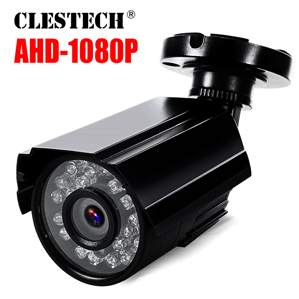 HD 1080P 2.0MP SONY IMX323 AHD Security CCTV Camera indoor IR Color 36Leds