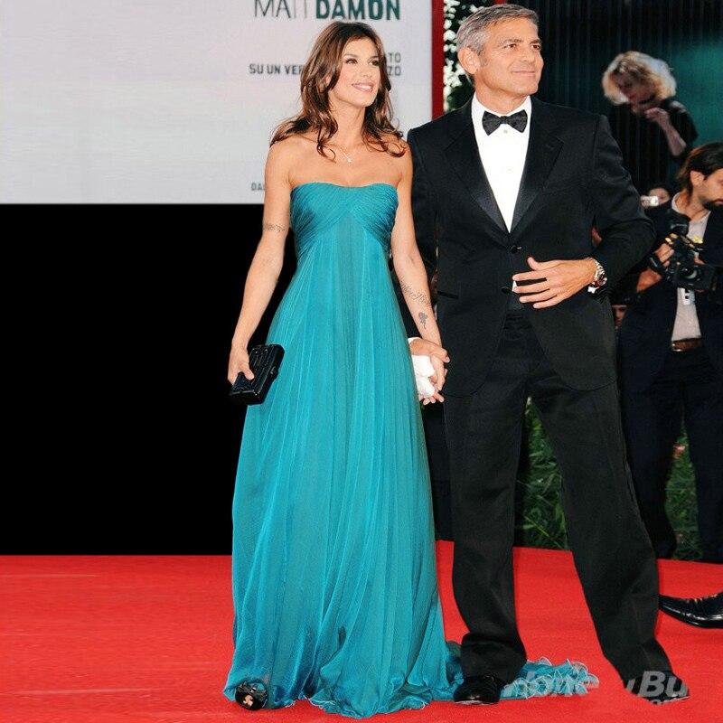 Robe De Soiree Long Evening Dress Women Formal Celebrity Dresses