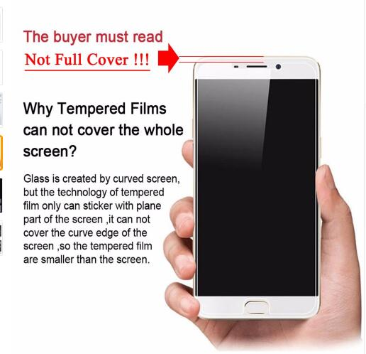 2pcs Tempered Glass For Leagoo M13 Protective Film Screen Protector Explosion-proof For Leagoo M13
