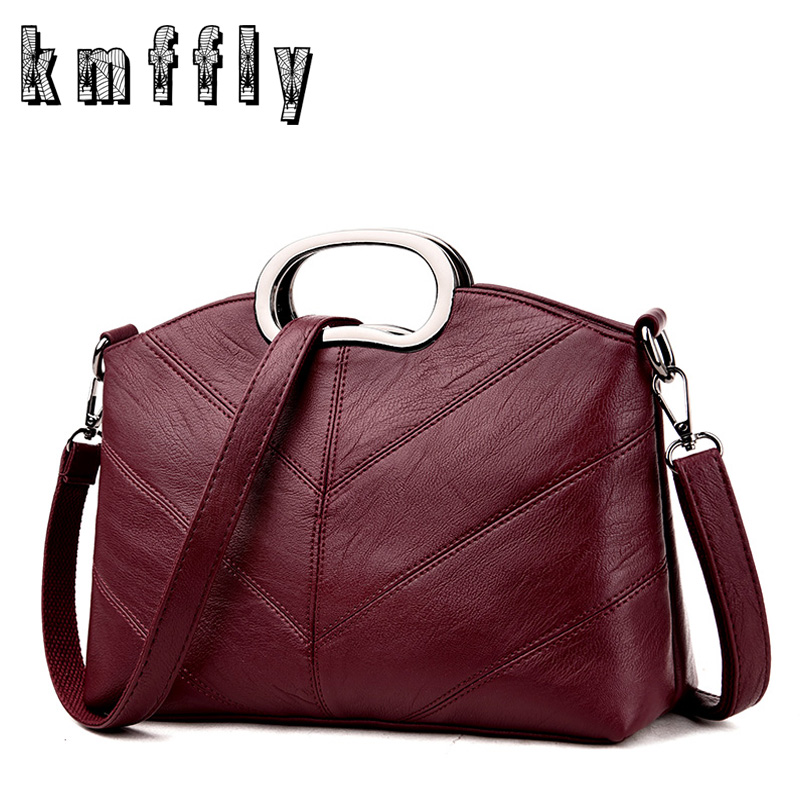 Luxury Women Vintage Plaid Bags Designer Handbags High Quality Leather Shoulder Bag Ladies Casual Tote Woman Sac a Main Handbag etonweag women leather designer handbags high quality vintage black tote bag casual famous brands shopping bag shoulder bags