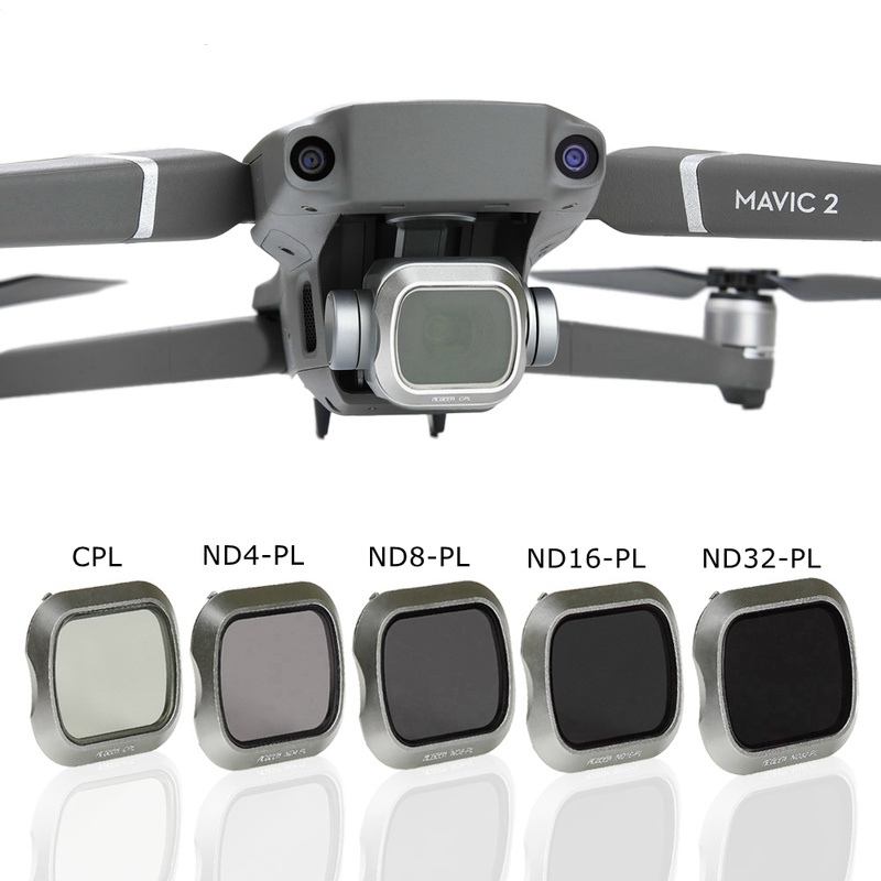 For DJI Mavic 2 Pro Camera Lens Filter CPL ND4 ND8 ND16 ND32 PL HD Professional Professional For DJI Mavic 2 Pro Accessories