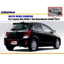 Автомобильная Камера Заднего Вида Для Toyota Vitz XP90/Vizi Хэтчбек 2005 ~ 2011/назад Парковочная Камера/HD RCA NTST PAL/Номерной знак Лампа OEM