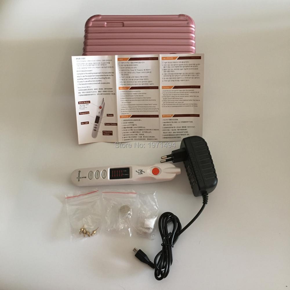 1 set multi functional laser plasma pen wrinkle removal pen skin mole removal machine Monster eyelid