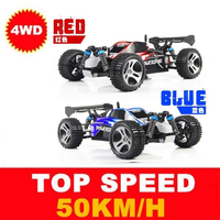 2018 Newest RC Car A959 Electric Toys Remote Control Car 2.4G Shaft Drive Truck High Speed RC Car Drift Car Rc Racing include ba