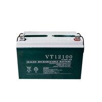 12 V 100AH батарея герметичная AGM батарея глубокого цикла Солнечная, RV, вне сети