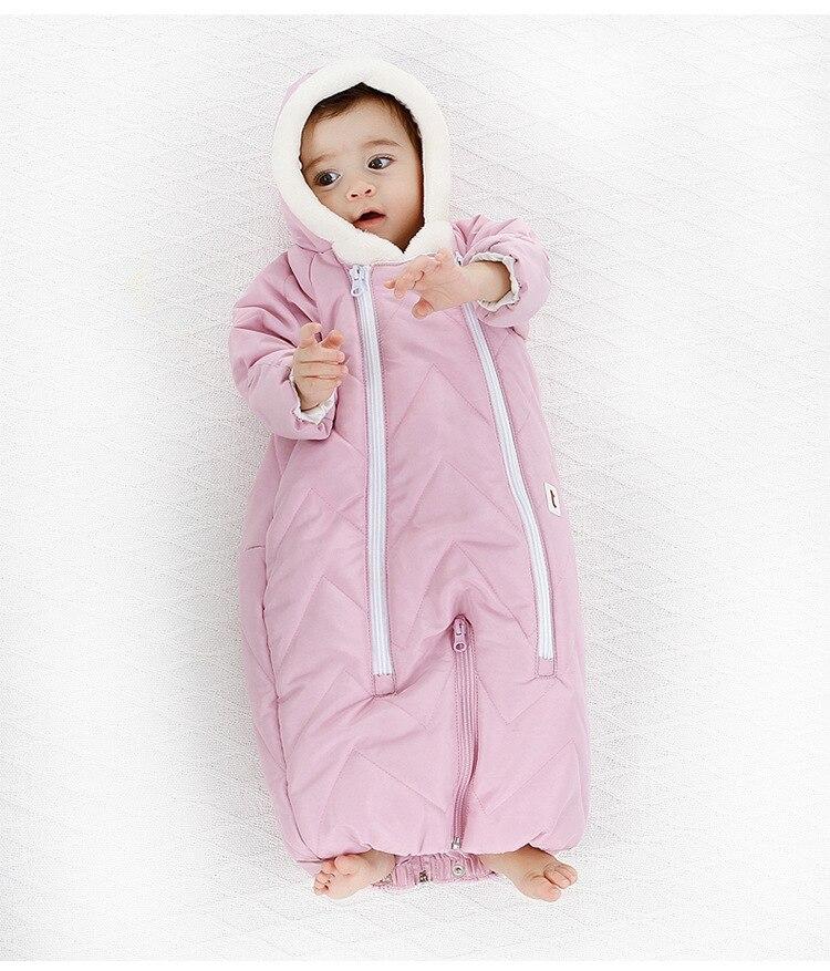 jumpsuit baby winter 06