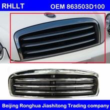 Genuine OEM 863503D100 Front Radiator Grill For Hyundai Sonata EF 2002-2005