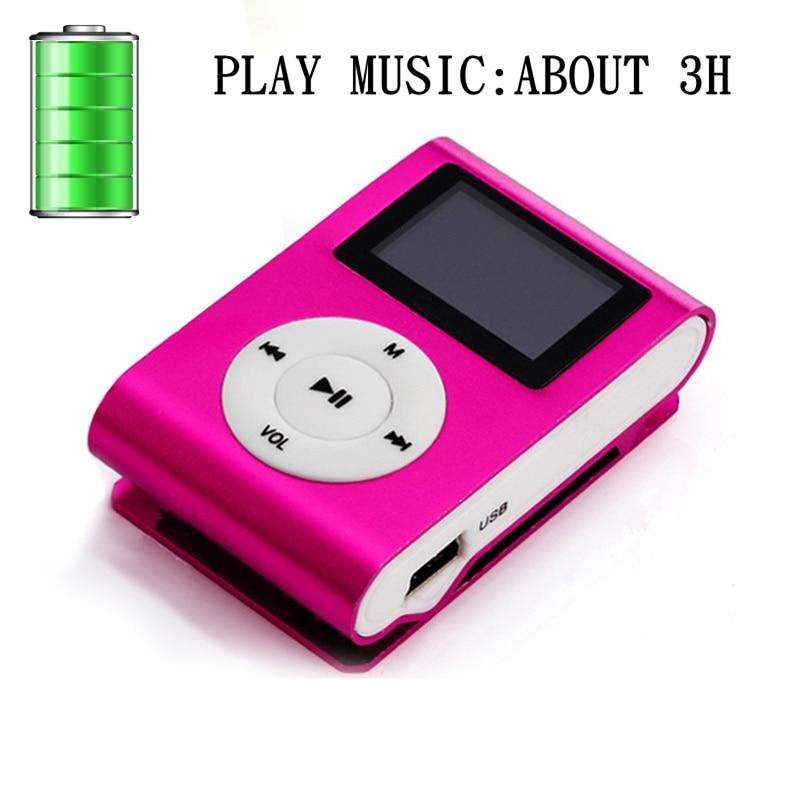 Mp3 Musik Player Kinder Mp3 Player Usb Reproductor Mini Lecteur Mp3 ...
