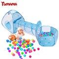 TUMAMA Dobrável Tendas de Brinquedo para Crianças Casa de Jogo Do Bebê Barraca e Crianças Brinquedo Bola de Bilhar (Bola oceano para Não Incluir)