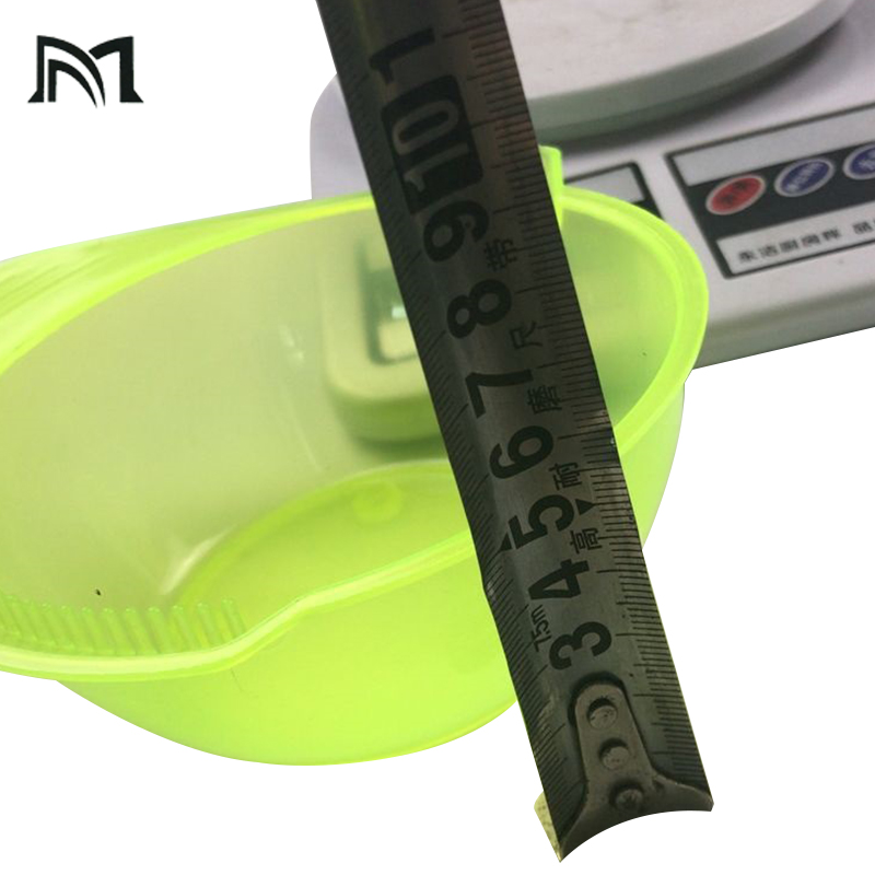 Fashion Hot selling Hair Coloring Oil Bowl Hairdressing Special Tool For Hair Salon Barber Do Modeling Necessary Assistant B11