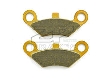 Motorcycle Parts Brake Pads Organic Fits UISON Mobility 500 2004 Front Free Shipping