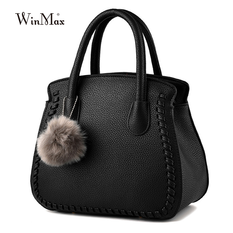 Hot selling elegant Brand Women top-handle bag PU Leather lady casual tote wristlet pattern Bag female Handbag Bolsas Femininas hot selling oversize 1000% bearbrick luxury lady ch be rbrick medicom toy 52cm zy503