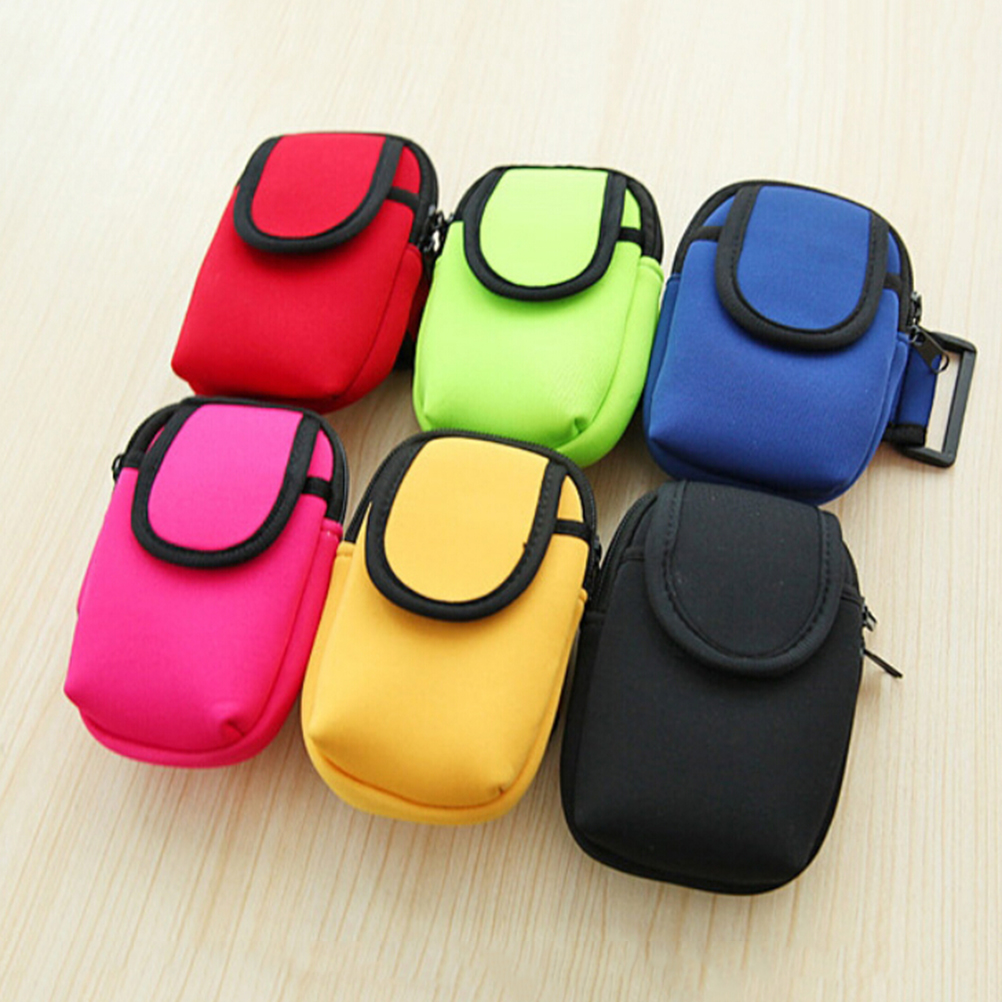 Cases for Iphone Carrying Case Armband Headphone Hole Profession Gym Running Armband