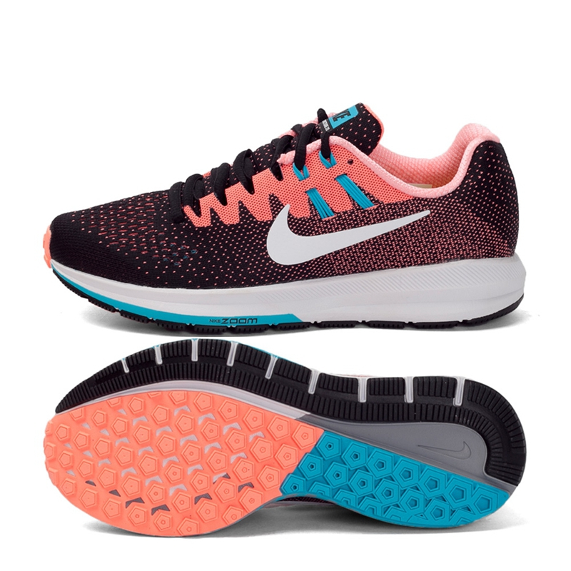 the best attitude 31230 6f0df Original New Arrival 2017 NIKE AIR ZOOM STRUCTURE 20 Women s Running Shoes  Sneakers-in Running Shoes from Sports   Entertainment on Aliexpress.com    Alibaba ...