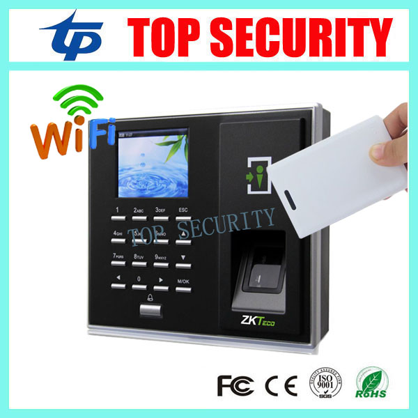 Good quality ZK F2S fingerprint and RFID access control WIFI TCP/IP door access control with fingerprint time attendance zk multibio700 face access controller tcp ip usb face and fingerprint time attendance and door security access control system