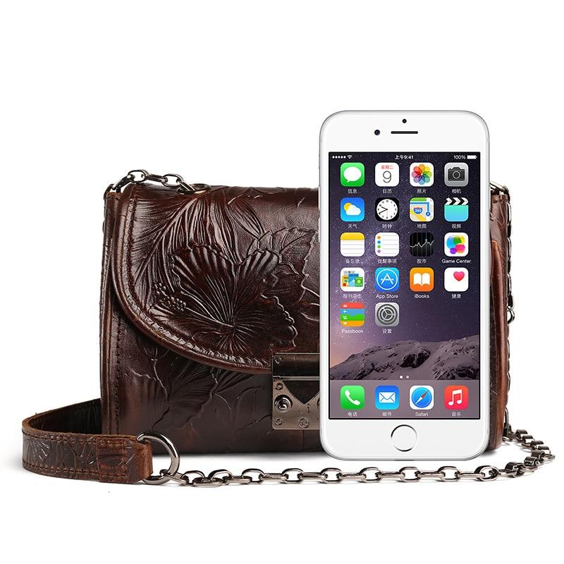 Stehlen Designer designer frauen echtem leder handtaschen kleine kupplung stehlen