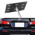 New Bumper Tow Hook License Plate Mounting Bracket Holder For LEXUS IS200t IS300 IS250 IS350 ISF
