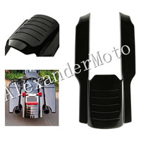 Rear Fender Extension Stretched Bag Fillers For Harley Touring 1996 2008 1997 1998 1999 2000 2001