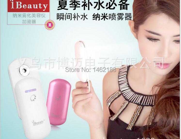 ФОТО beauty Nano Spray Beauty Instrument Nano spray moisturizing skin rejuvenation beauty equipment artifact hot water
