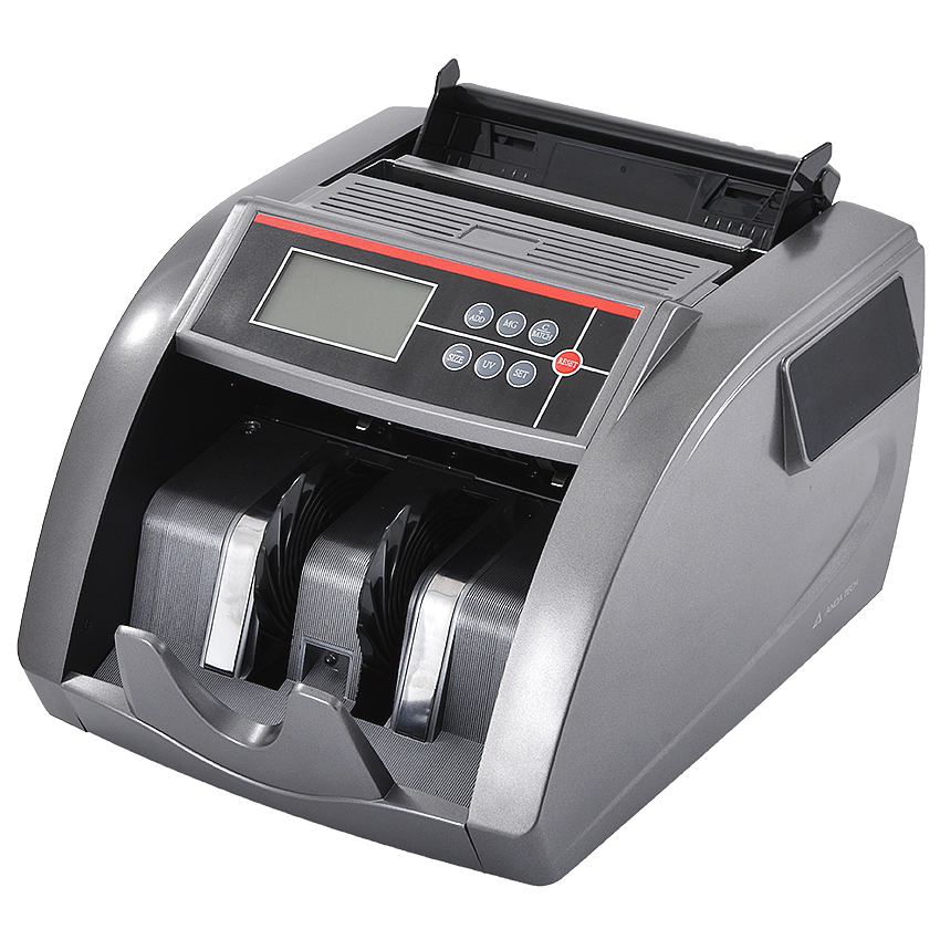 Machine Money-Counter Currency-Detector Cash IR UV LCD Lcd-Display Automatic 900pcs/min