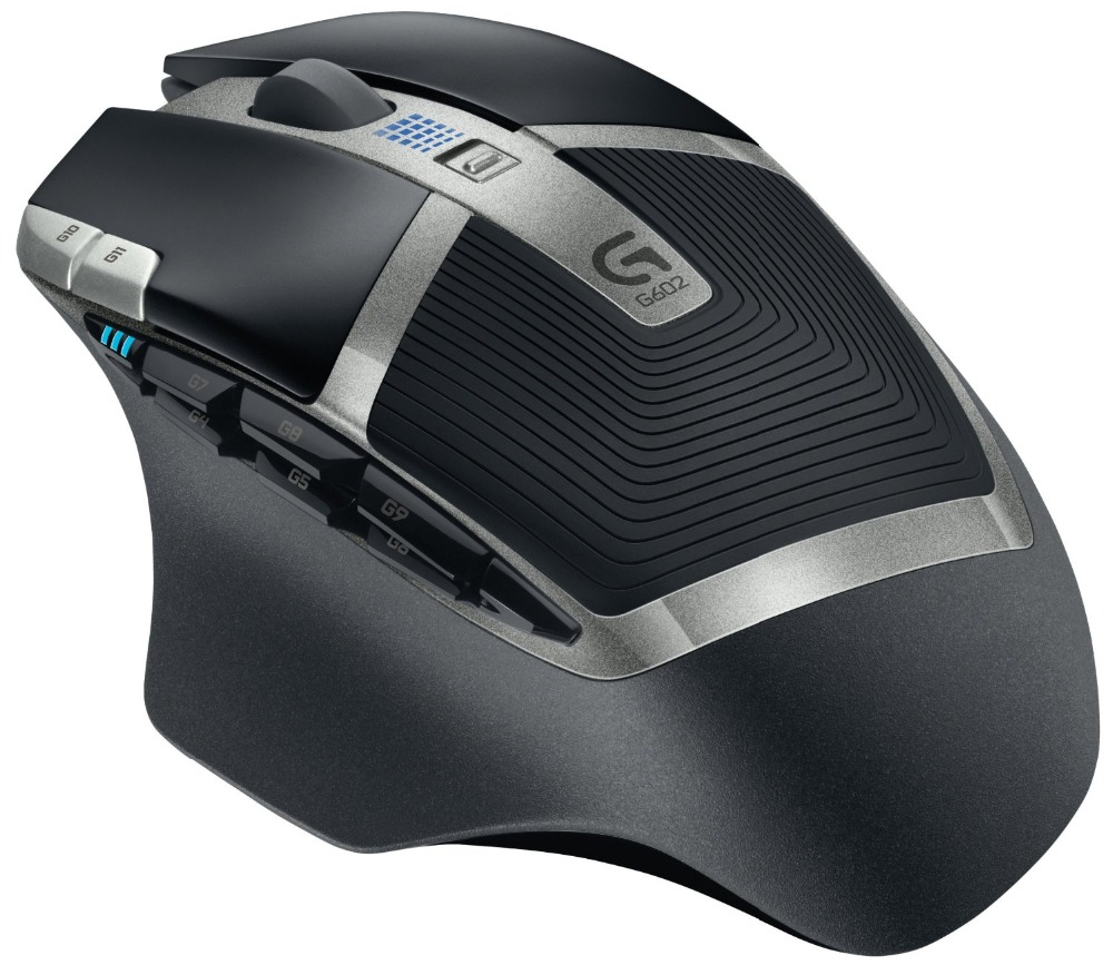 Image 3 - Logitech G602 Wireless Gaming Mouse with 250 Hour Battery Life limited edition-in Mice from Computer & Office