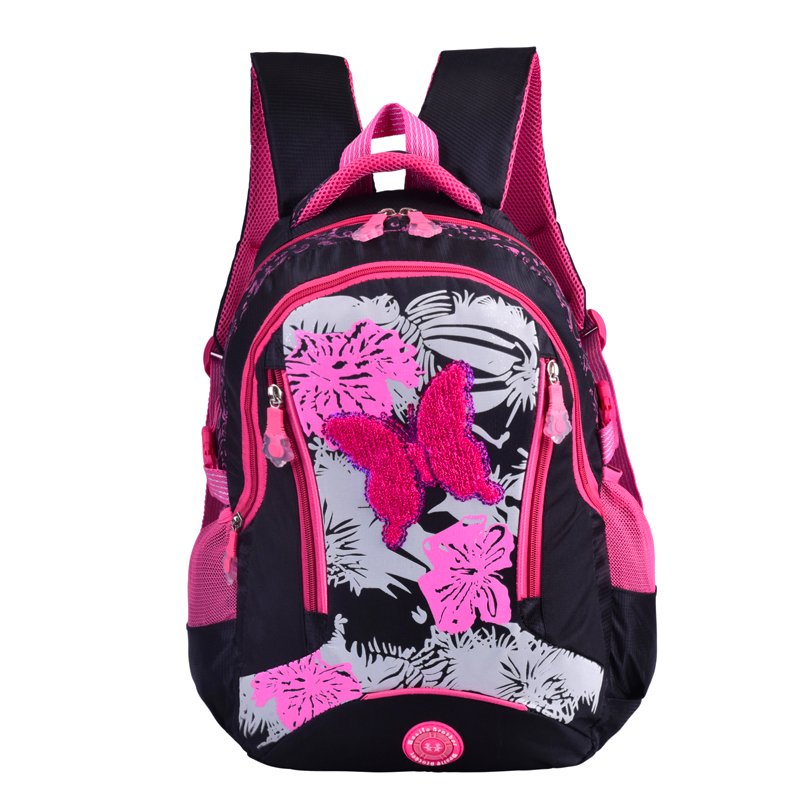 New Girl School Bags For middle high school backpack girls shoulder travel bags rucksack mochila knapsack