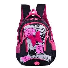 Новая девушка Школьные сумки для средней школы рюкзак на плечо девушки дорожные сумки рюкзак Mochila ранец