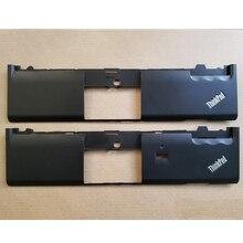 חדש לגמרי מקורי Palmrest כיסוי עבור Lenovo Thinkpad X220 X220I עם טביעת אצבע חור אמיתי X220 Palmrest