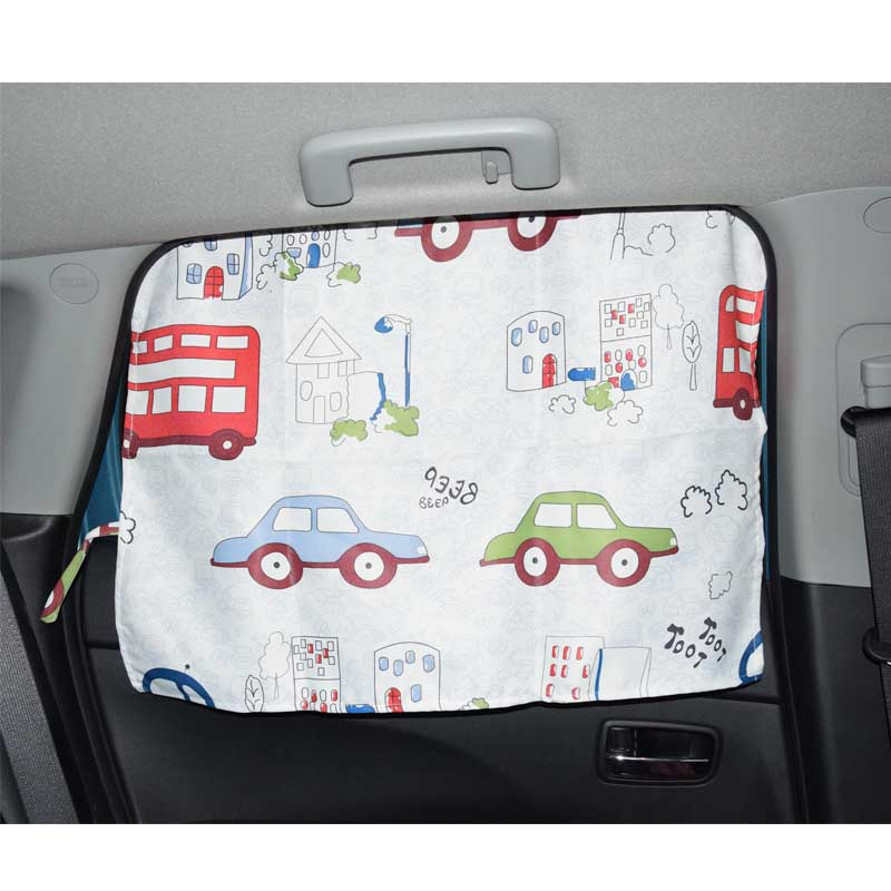 kids car side window curtain uv sunshade visor blinds auto rear sun shade auto car curtains