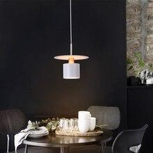 Скандинавские креативные светодиодные алюминиевые бисквиты люстра пост-современный бар спальня ресторан декоративный свет Космос огни бесплатная доставка