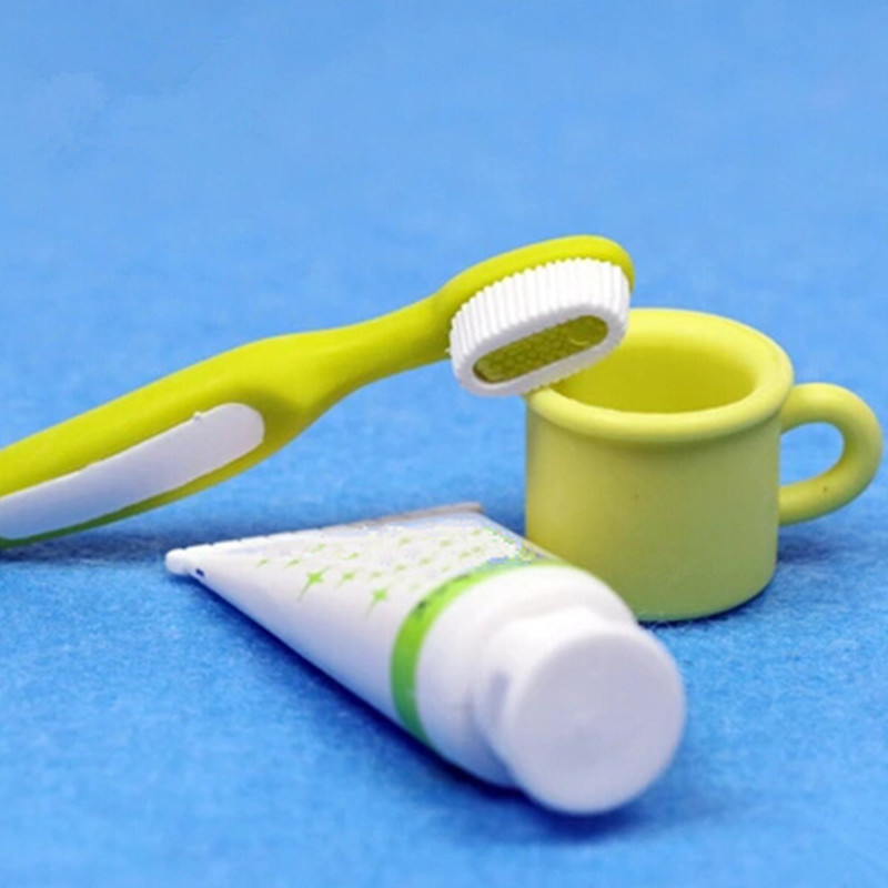 2016 New Arrival 3D Shaped Eraser Toothbrush Eraser Cup Eraser Toothpaste Eraser For Family Members 15 Pieces Per Lot