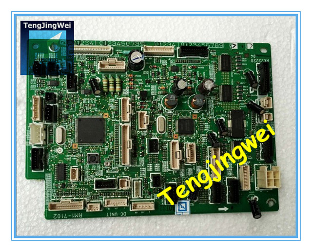 Rm1 7102 For Hp 4555 M4555 Mfp Dc Control Board Dc Controller