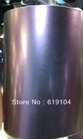 ROHS Certificate 1 52x30M Air Free Bubbles With Channel Chameleon Car Sticker Car Paint Protection Film