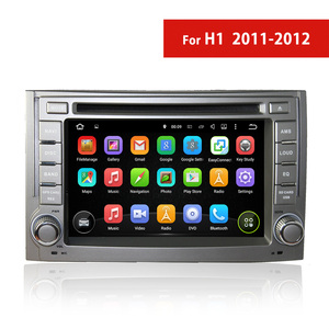 2 Din Car Stereo Bluetooth MP3 Player FM Radio for Hyundai I10 2011 2012 Android Touch Screen Auto DVD GPS WIFI AUX USB 3G TV