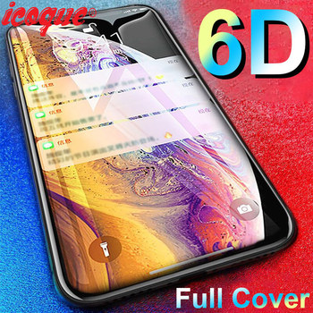 6D Verre pour Oneplus 7t 7 Pro 6t 6 5t 5 Protecteur D