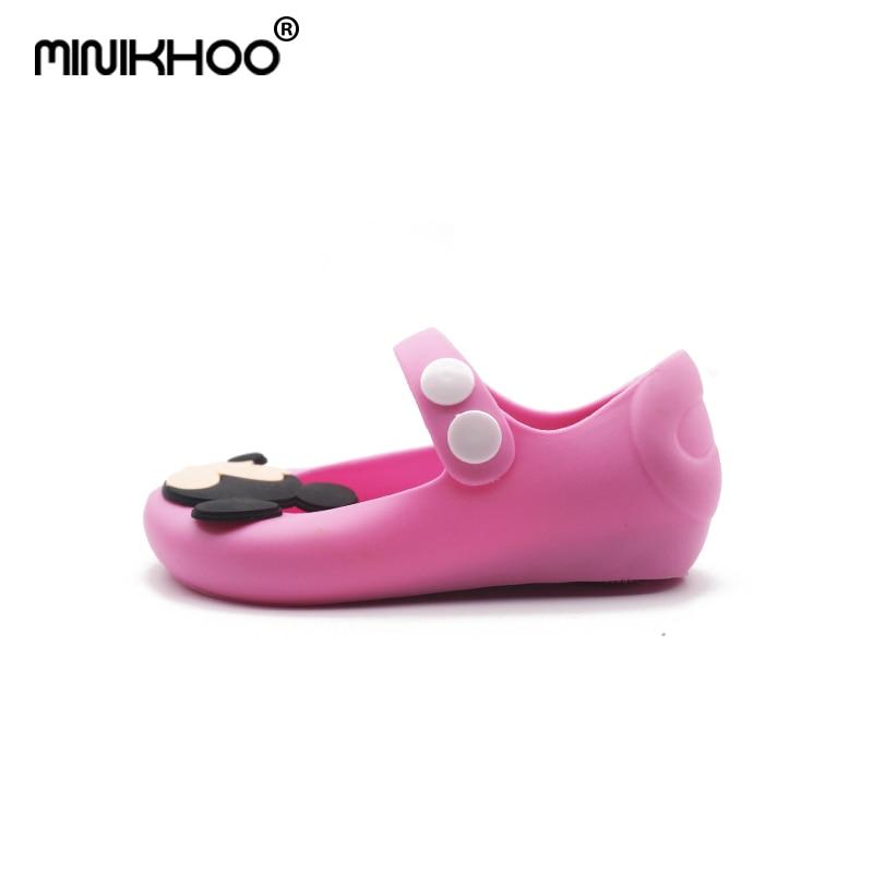 Mickey & Minnie Melissa Schoenen Kinder Meisjes Sandalen Kristal - Kinderschoenen - Foto 3