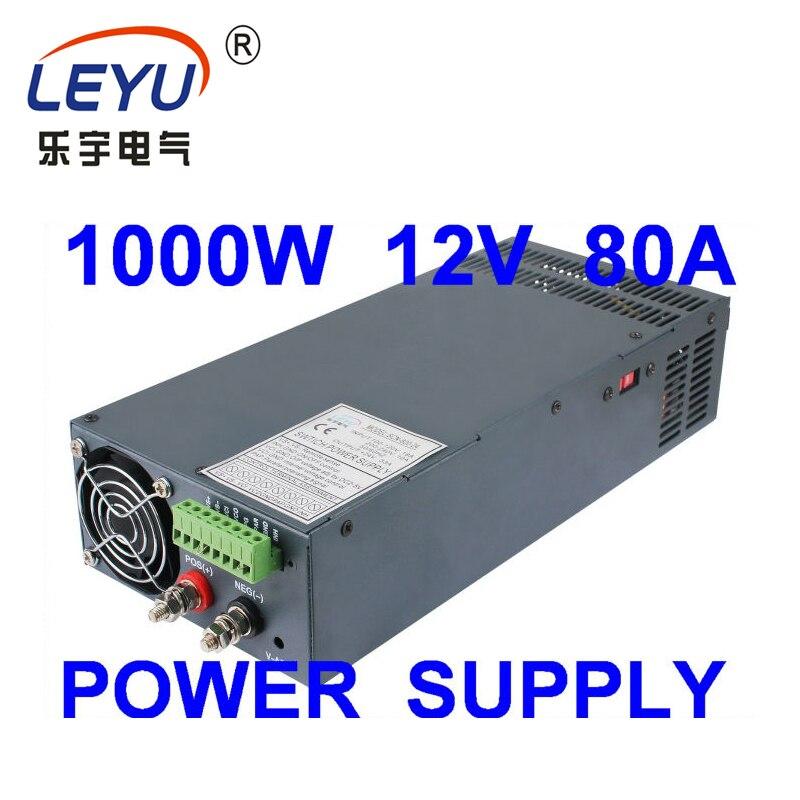 RoHS CE 1000 W power Led SCN-1000 серии импульсный источник питания